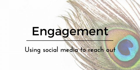 Engagement: Using Social Media to Reach Out