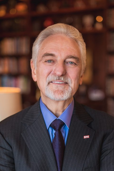 Dr Ivan Misner - networking for introverts
